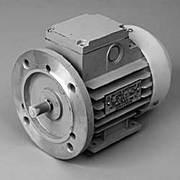 Електродвигун,  шківи