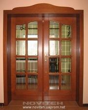 Реставрація дверей та інших виробів з дерева
