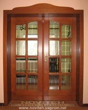 Реставрація дверей,  меблів та інших виробів з дерева