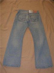 Продам  мужские джинсы Levis 512, 751.Оригинал