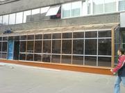 Фасады алюминиевые окна металлопластиковые