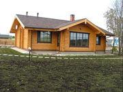 Дом деревянный 62м