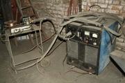 промышленный сварочный полуавтомат 380V