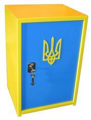 Сейф офисный,  сейф для офиса с национальной символикой
