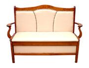 Купить деревянную скамейку,  Скамейка Классическая