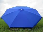 Современный очень прочный зонт