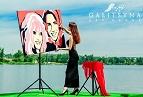Оригинальные шоу-программы на праздник от студии «Galitsyna Art Group» Тернополь