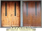 Реставрация дверей,  лакировка дверей,  покраска дверей,  ремонт дверей,  мебели,  лесниц.
