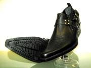 Казаки Etor туфли кожаные. стиль. качество.