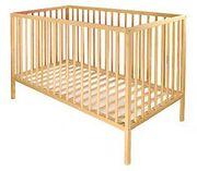 Детские кроватки из бука