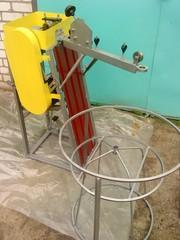станок для вязания сетки рабица